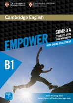 Cambridge English Empower - Pre-intermediate Combo + Online Assessment