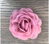Leuke bloem (roos) op Clip - Oud Roze