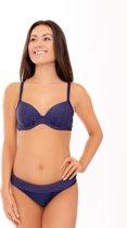 Nickey Nobel Mesha Dames Bikini - Donkerblauw - Maat C-D42