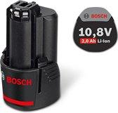 BOSCH PRO Accu 10,8 Volt GBA 2.0Ah Li-Ion