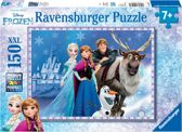 Ravensburger puzzel Disney Frozen - Legpuzzel - 150 stukjes