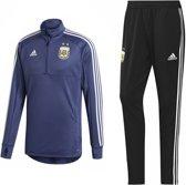 Adidas Argentinië sweater met rits heren