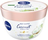 NIVEA Coconut & Monoi Olie Body Soufflé - 200ml