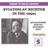 Richter In The 50's Vol.V