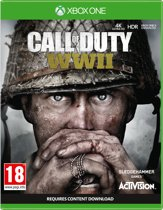 Cover van de game Call Of Duty: WWII - Xbox One