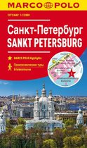 Marco Polo City map Sint-Petersburg