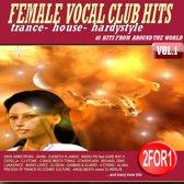 Female Vocal Club-Hits (The Cr
