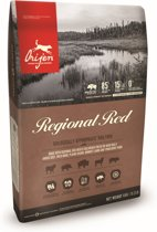 Orijen Whole Prey Regional Red Dog - Rund & Zwijn - Hondenvoer - 2 kg