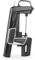 Coravin Model Two Elite - Wijnsysteem - RVS - 6x14x21 cm - Piano Zwart