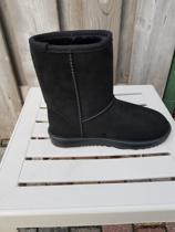 Davos waterdicht en bontgevoerde (stal)schoen