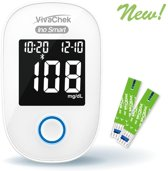 VivaChek Ino Smart startpakket plus inclusief 60 test strips en 110 lancetten