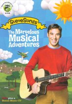 Marvelous Musical Video  Adventures Of Steveson/Ntsc