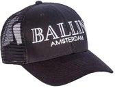 Ballin Amsterdam PWCBALLINR Trucker Pet Zwart