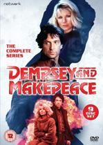 Dempsey & Makepeace Complete Serie (Import) (dvd)