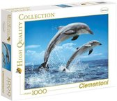Puzzel 1000 Dolphins
