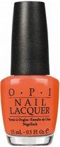 OPI Hot & Spicy - 15 ml - Nagellak