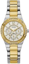 GUESS Watches -  W0845L5 -  horloge -  Vrouwen -  RVS - Bicolour -  36  mm
