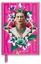 Frida Kahlo Pink (Foiled Journal)