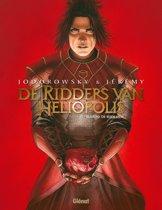 Ridders van heliopolis Hc03. rubedo, de rode fase