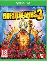 Cover van de game Borderlands 3 - Xbox One