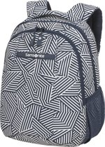 Samsonite Rugzak Met Tabletvak - Rewind Backpack S Navy Blue Stripes