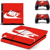 PS4 Console Skin | Nike| +2 Controller Stickers voor Playstation 4