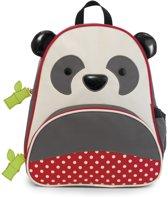 Skip Hop Zoo Panda Rugzak - Kinderen - Rood/Zwart