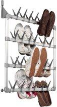 Schoenenrek deur voor 24 paar schoenen