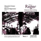Knyazev/Oganessian - Works For Cello/Piano/Sonatas Op5 &