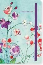 Fuchsia Blooms adresboekje