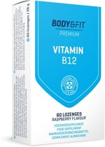 Body & Fit Vitamine B12 - 1000 mcg per tablet - 60 zuigtabletten