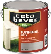 Cetabever Tuinmeubelbeits - Grey Wash - 2,5 liter