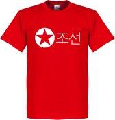 Noord Korea Script T-Shirt - XS