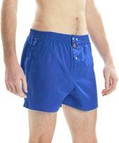 McAlson Boxershort Oceaan Blauw Lange Pijpen Los Model - XL