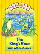 New Way Yellow Level Platform Book - The King's Race and Other Stories