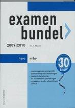 Examenbundel / 2009/2010 Havo M &O