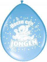 Ballon Jongen 8 Stuks