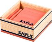 KAPLA Kleur - 40 Plankjes -  Roze