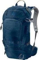 c70e115433e Jack Wolfskin Satellite 24 Pack - Rugzak - Unisex - Poseidon Blue