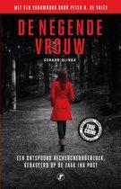 Boek cover De negende vrouw van Gerard Olinga