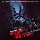 Original Soundtrack - Escape From New York -Hq-