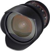 Samyang 10mm T3.1 Vdslr Ed As Ncs Cs II - Prime lens - geschikt voor Canon Systeemcamera