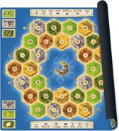 Catan playmat Atoll Bordspel Speelmat