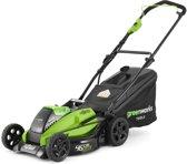 Greenworks Grasmaaier zonder 40 V accu GD40LM45 2500407