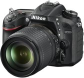 Nikon D7200 + 18-105mm