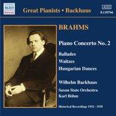 Brahms: Piano Concert No. 2