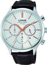 Lorus RT387EX9 - Horloge - 44 mm - Zilverkleurig