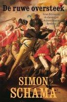 Boek cover De ruwe oversteek van Simon Schama (Onbekend)