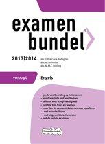 Examenbundel - 2013/2014 VMBO-gt Engels