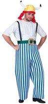 """""""""""""""Kostuum dikke Galliër voor volwassenen  - Verkleedkleding - One size"""""""""""""""
